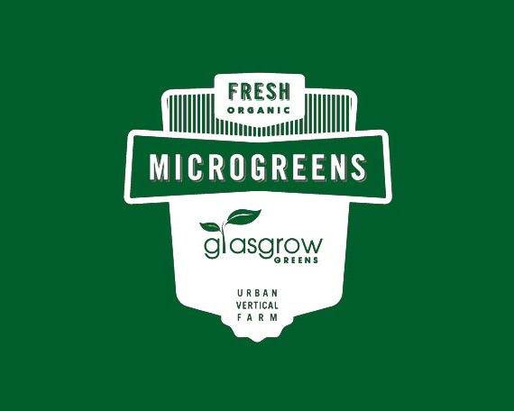 Logo and branding created for Glasgow based company